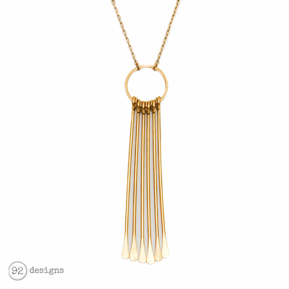 Geometric Jewelry Inspiration Nunn Design