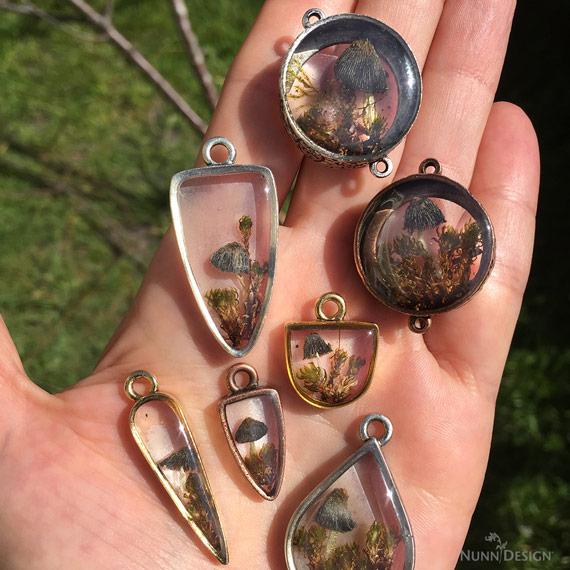 Preserving Organics For Resin Jewelry Nunn Design