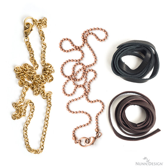 Making It Easy To Tie A Knot And Slip Your Finished Jewelry Creation Over Head These Little Extra Details Make Assembly Fast