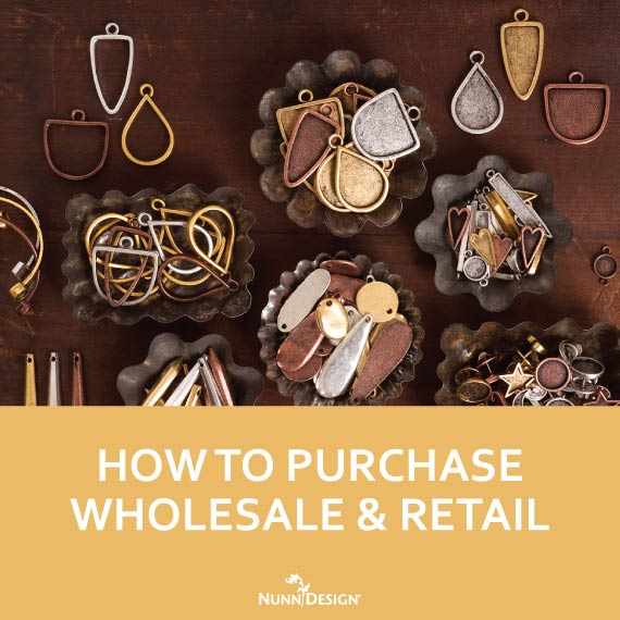 How to purchase Nunn Design Findings Wholesale or Retail