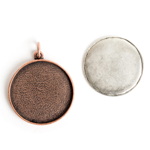 Kit Grande Circle 1 packAntique Copper
