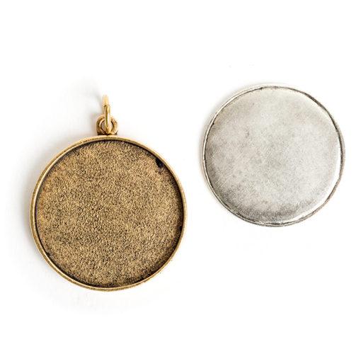 Kit Grande Circle 1 packAntique Gold