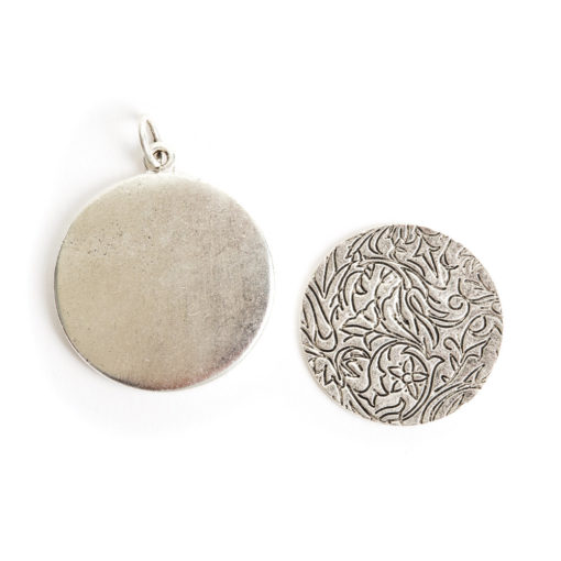 Kit Grande Circle 1 packAntique Silver