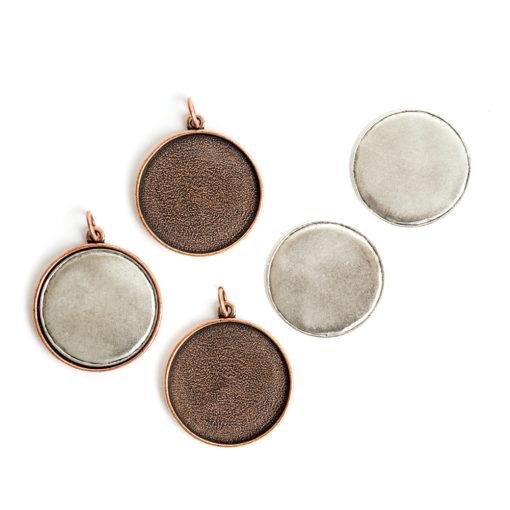 Kit Grande Circle 3 packAntique Copper