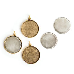 Kit Grande Circle 3 packAntique Gold