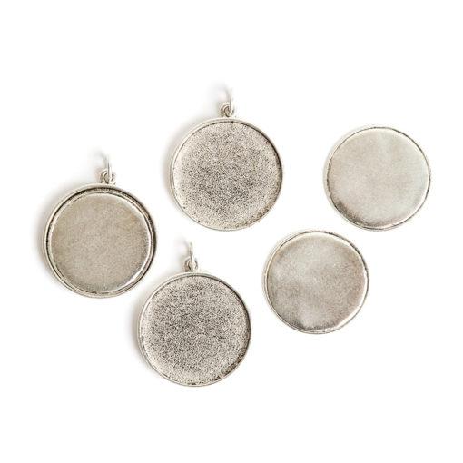 Kit Grande Circle 3 packAntique Silver