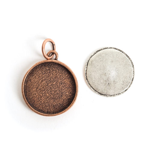 Kit Large Circle 1 packAntique Copper