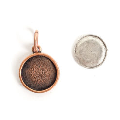Kit Mini Circle 1 packAntique Copper