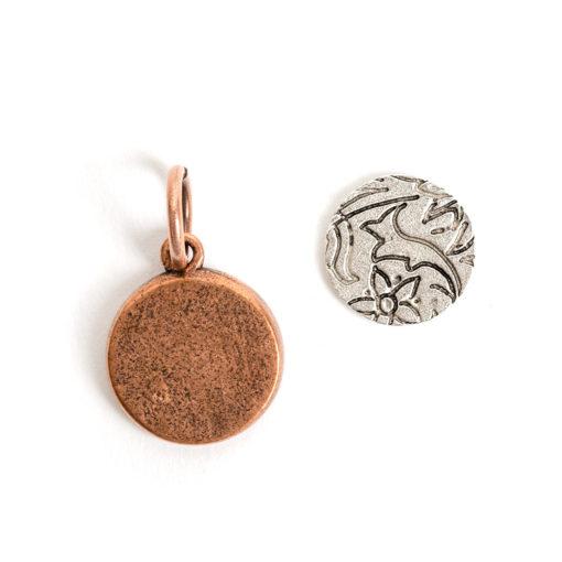Kit Mini Circle 1 packAntique Copper