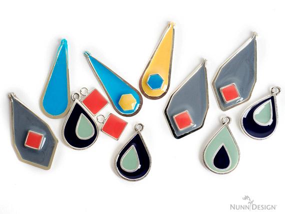 Colorized Resin in Nunn Design Open Frames