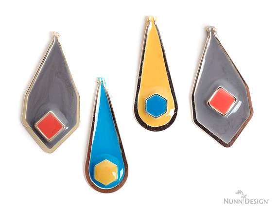 Colorizing Resin Jewelry
