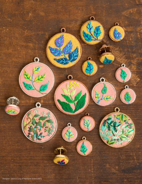 Namaste Embroidery Nunn Design Bezels