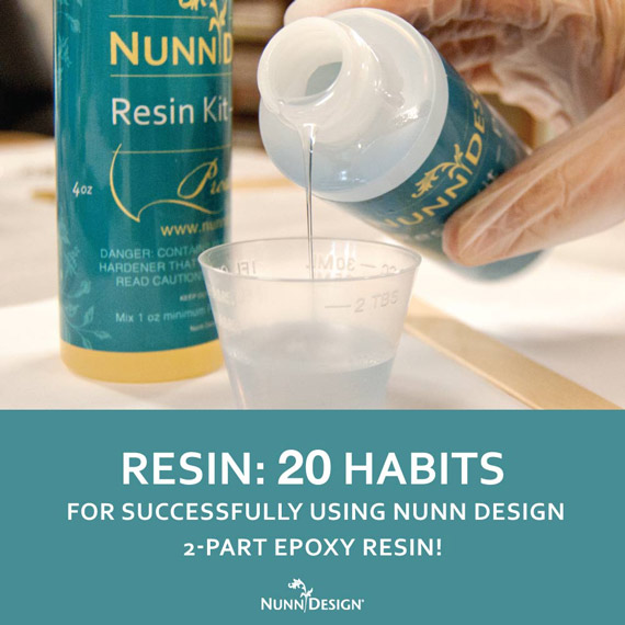 20 jewelry resin habits