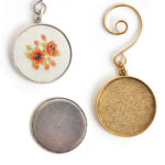 Jewelry Kits for Embroidery-Grande Circle Ornaments