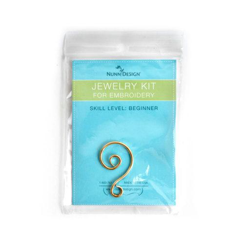 Kit Ornament Hook 1 packAntique Gold