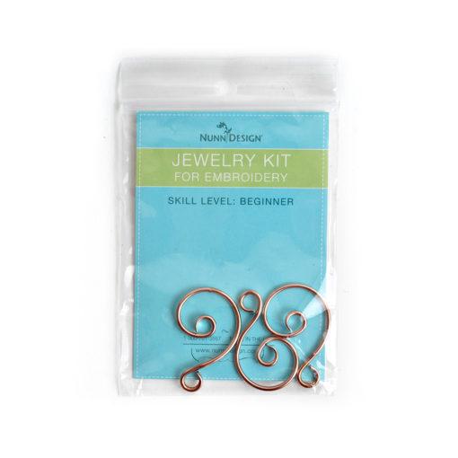 Kit Ornament Hook 3 packAntique Copper