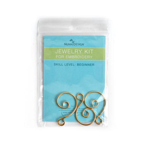 Kit Ornament Hook 3 packAntique Gold