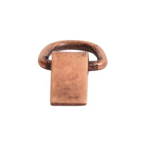 Bail Hinged Loop 6x4mm<br>Antique Copper