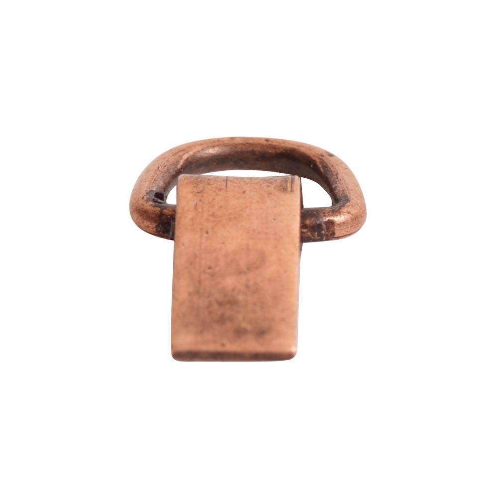 Bail Hinged Loop 6x4mmAntique Copper
