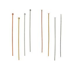 Balled & Flat Headpins