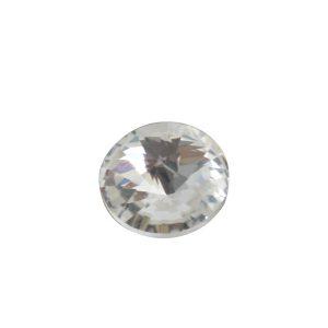 Preciosa Crystals 8mm Circle<br>Crystal