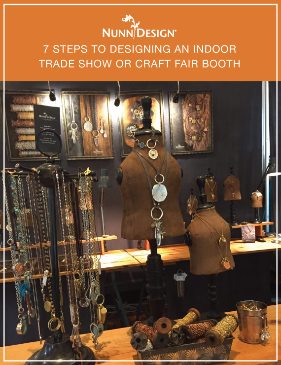 7 steps to designing an indoor trade show or craft fair for Craft trade shows 2018