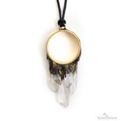 Haylee's Crystal Point Necklace