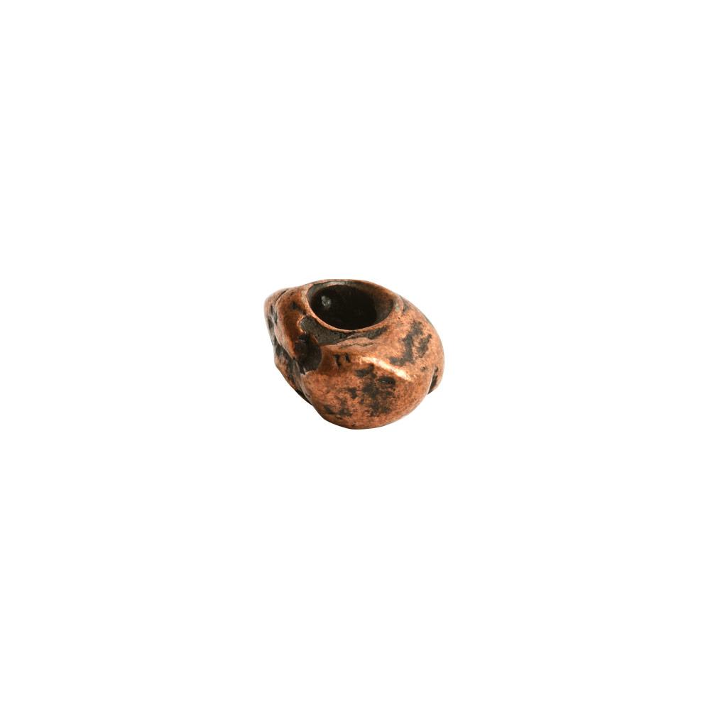 Metal Bead Organic Itsy AssortmentAntique Copper