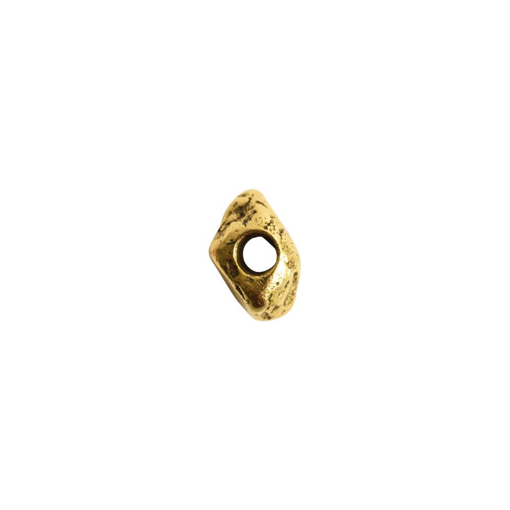 Metal Bead Organic Itsy AssortmentAntique Gold