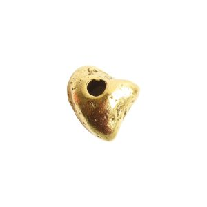 Metal Bead Organic Mini Assortment<br>Antique Gold