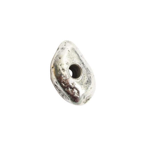 Metal Bead Organic Mini AssortmentAntique Silver