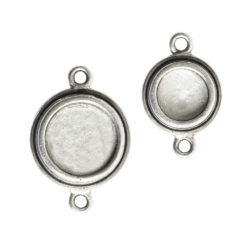 Classic Deep Circle Combo PackAntique Silver
