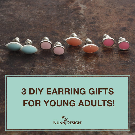 3 DIY Earring Gifts For Young Adults Nunn Design