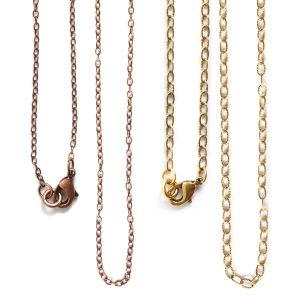 Assembled Necklaces