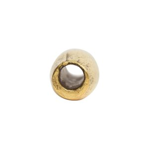 Metal Bead Double Cone 11x4mmAntique Gold