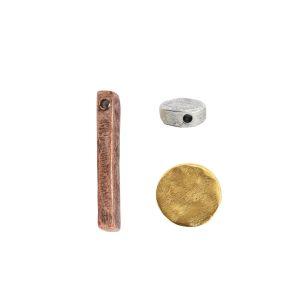 Metal Bead Pendants