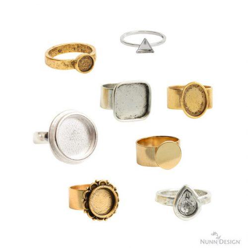 Nunn Design Rings